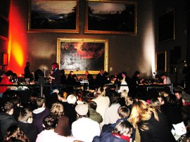 Tate Britain, Electroacoustic