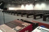 COP18, Meyer Audio & Conference Room setup