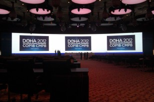 COP18, QNCC, Brahler Simultaneous interpretation system