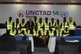 UNCTAD XIV - Technical Project manager, Conference Systems & Audio Archiving